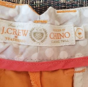 J. Crew Chino womens shorts